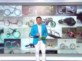 iLikeIT. Bicicleta in varianta 2.0: boxe, comunicare cu telefonul, camera in spate si casca smart