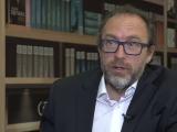 Jimmy Wales, fondatorul Wikipedia, a venit in Romania. Filosofia care se afla in spatele celei mai accesate enciclopedii