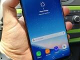 """Lansare Samsung Galaxy S8. Primele poze cu noul telefon. Butonul fizic """"Home"""" ar putea disparea"""