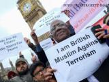 manifestatie anti-terorista a musulmanilor din Londra