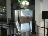 Expozitie de roboti vechi de 500 de ani, la Muzeul de Stiinta din Londra. Cygan a fost atractia principala
