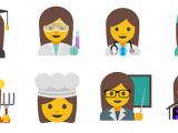 Google propune emoticoane noi pentru viata profesionala a femeilor