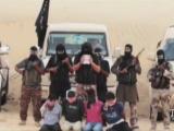 teroristi, ISIS