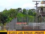 Papua Noua Guinee, evadare, inchisoare,