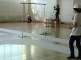 Studentii romani si-au prezentat dronele si masinutele care se conduc singure la Brasov. Specialistii IT au ramas surprinsi