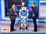 iLikeIT. Un robot scos la imprimanta 3D da mana cu oamenii. Proiectul poate fi descarcat gratuit de pe internet