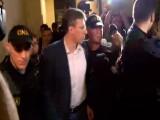 Primarul Chisinaului, Dorin Chirtoaca, ridicat de procurori