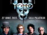 Concert TOTO in Romania