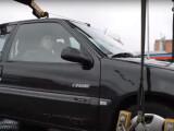 scandal Timisoara masina ridicata