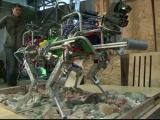Cercetatorii au creat robotul salvator in caz de cutremure. Ce poate face masinaria dupa un seism major