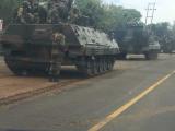 Tancuri în Zimbabwe
