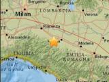 Cutremur in Italia