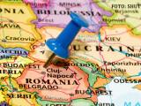 harta Romania Europa de Est