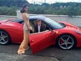 Ferrari, bal de absolvire, Marea Britanie,