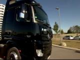 Camionul fara sofer a facut prima calatorie, pe o autostrada din Germania. Sistemul special cu care este dotat