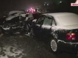Nordul Moldovei, afectat de lapovita si ninsoare. 40 de localitati au ramas fara electricitate si patru scoli au fost inchise