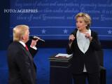 Hillary Clinton, Donald Trump, a doua dezbatere