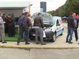 Dacia Logan electric sau bicicleta cu cadru din lemn. Ce au expus la TIB cateva firme romanesti mici, dar inventive