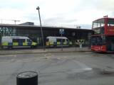 North Greenwich, metrou evacuat