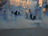 Proteste in Casmir