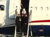 Patriarhul Kiril a ajuns la București, cu moaște. Mesaj pentru `fratele Daniel`