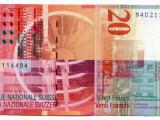 20 de franci elvetieni