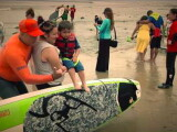 Surfer dedicates his life to Healing