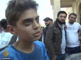 Kinan Masalmeh - refugiat sirian