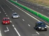 Masini, autostrada