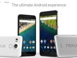 iLikeIT. Google a lansat telefoane noi, o tableta si alt Android: Nexus 5X, Nexus 6P, Nexus 9, Nexus Player si Marshmallow