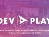 "iLikeIT. Cine vine la DEV.PLAY, prima conferinta dedicata industriei de ""game development"" organizata in Romania"
