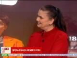 Felicia Filip la iLikeIT. In premiera in Romania, o institutie de cultura pentru copii are o aplicatie de mobil speciala