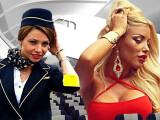 stewardesa, cancan