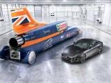 Cum arata masina care poate prinde 1.600 km/h in mai putin de un minut. Constructorii vor sa bata un nou record | VIDEO