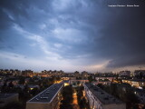 Furtună în București