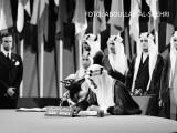 yoda şi regele Faisal