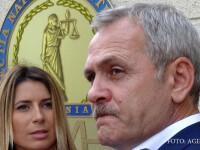 Liviu Dragnea, presedintele PSD, sustine o declaratie la iesirea din sediul DNA Bucuresti