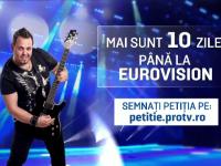 Pro TV il sustine pe Ovidiu Anton la Eurovision