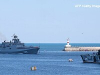 Nava ruseasca in Marea Neagra