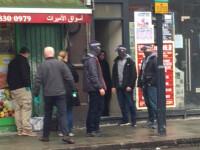 raid antiterorist Londra