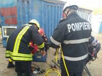 prins sub container SMURD macara
