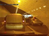incident tunel