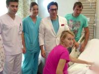 operatie copil desfigurat