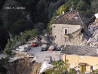 cutremur in Italia - Pescara del Tronto