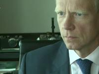 Steven van Groningen, seful patronatelor bancare din Romania