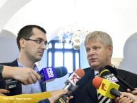 Vlad Voiculescu, Dan Mihalache - AGERPRES