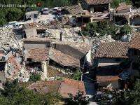 Pescara del Tronto dupa cutremur