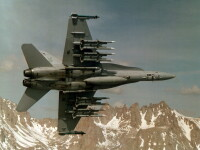 avion F/A-18 C