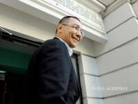 Fostul premier Victor Ponta soseste la sediul Inaltei Curti de Casatie si Justitie