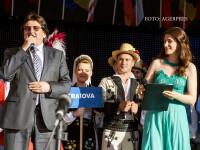 Nicolae Robu, primarul Timisoarei, participa la cea de-a XXVII-a editie a Festivalului Inimilor, la Timisoara.